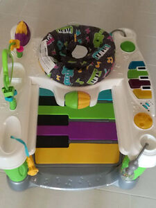 Fisher-Price Superstar Step and Play Piano