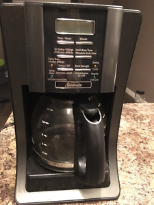 $10 a coffee maker with a free gift