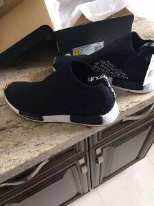 Adidas NMD City Sock United Arrows MikiType