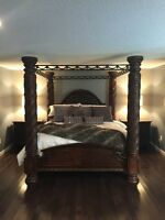 North Shore Collection -  King Bedroom Set