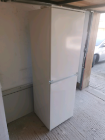 Zanussi 50/50 intergrated fridge/freezer (model ZBB28440SA) - used