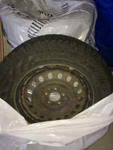 245 65 R 17 Avalanche Xtreme Winter tires