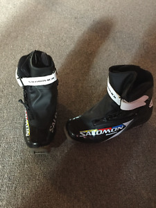 Salomon Boots size 7 and Size 4.5