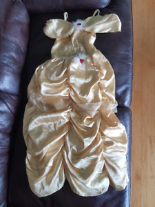 Belle - from Disney Beauty and the Beast - dress/costume