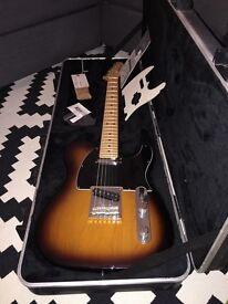 2009 Fender American Standard Telecaster Brilliant Condition (RARER ASH WOOD)