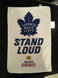 Toronto Maple Leafs playoff rally towels - Game 4 - $10
