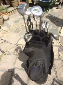 Boss golf clubs