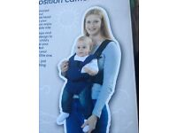 Mothercare Baby Carrier - 3 Position Baby Carrier