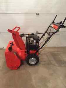 """Ariens 7/24 Snowblower with Electric Start """"Like New"""""""