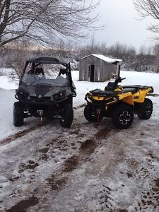 2015 can am commander 1000xt
