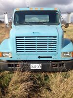 1993 International 4300LP (piston ring gone)
