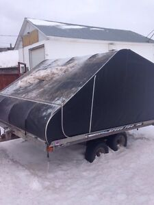 Snowmobile Trailer a For Sale