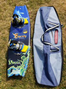 High Performance Wakeboard - Hyperlite Byerly 142 +