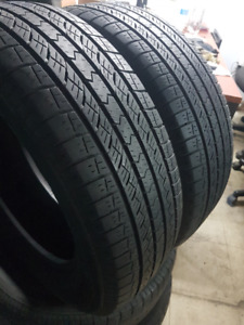 225/65R17 TOYO , 4 SUMMER TIRE FOR SELL