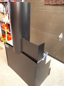 Heat Shield for Heartland Oval (Findlay) Wood Cookstove