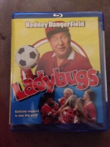 """Ladybugs [Blu-ray] NEW SEALED! """"Out Of Print"""""""