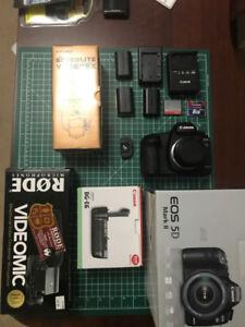 Canon 5D MarkII (5D Mark 2) | 30K Shutter Count