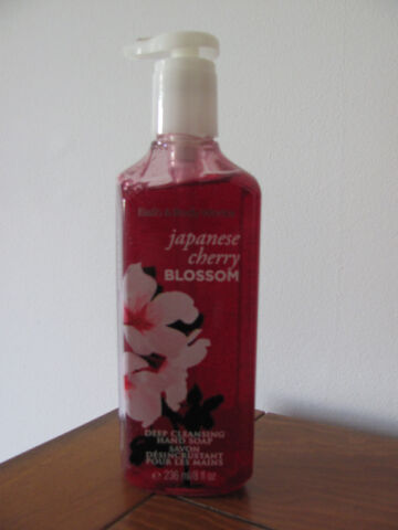 Bath and Body Works - Japanese Cherry Blossom