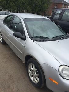 2000 Chrysler neon  cert and etested