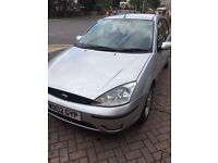 Ford Focus 1.8 2002. REDUCED