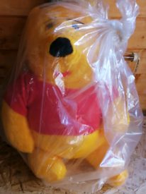 """Winnie the Pooh, 18"""", new in bag"""