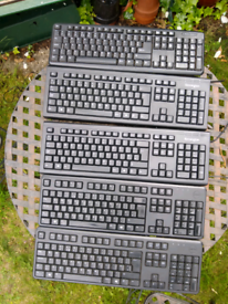 5x Branded USB Keyboards