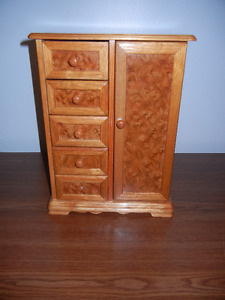 Jewelry Box (wood) - Urgent sale please!