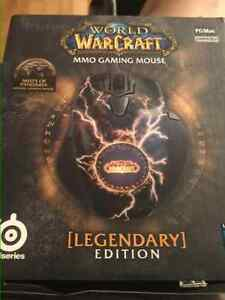 SteelSeries World of Warcraft Legendary Optical Gaming Mouse