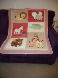 Baby blanket or wall hanging