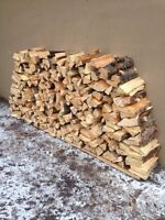 EXCELLENT QUALITY PINE/SPRUCE FIREWOOD - DELIVERED & STACKED