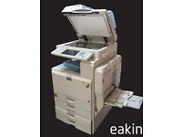 Printer, Scanner, Copier and Fax Machine: Great Working Condition Aficio MP C4000 All-in-One