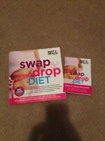 Swap and drop diet book and diary