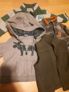 18 month to 2 years boys clothing lot