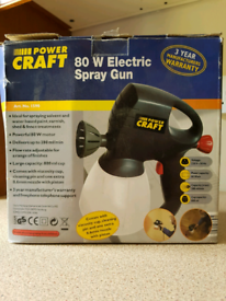 Craft 80w Electric Spray Gun