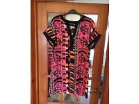 Next petite size 8 psychedelic dress/top/beach