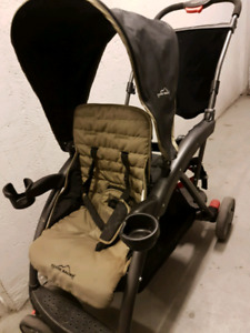 Eddie Bauer Double Stroller - perfect condition - only $99