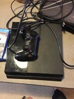 Ps4 play station 3 games 1 controller