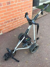 Powacaddy Freeway Electric golf trolley