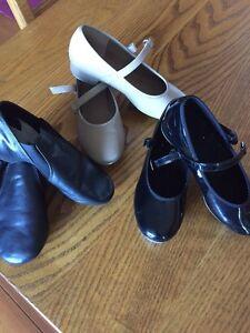 Children's Tap & Jazz dance shoes