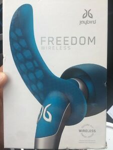 Jaybird freedom Bluetooth headphones