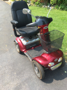 Shoprider Special Edition Scooter