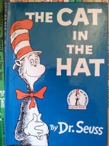 Dr Seuss story books