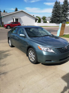 56 888 km insanely low mileage 2007 Toyota Camry LE