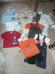 New boy baby clothes