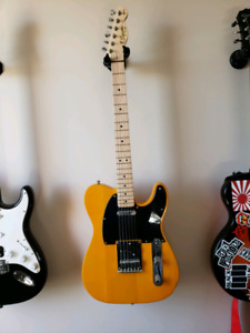 Fender squier telecaster affinity