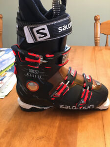 Solomon Quest Access 70 Ski Boots Size 25.5