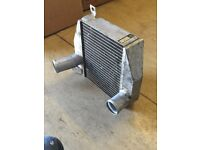 Ford Fiesta rs turbo pace intercooler