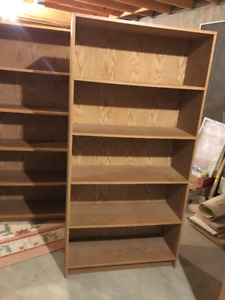 Shelving/bookcases