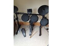 DM6 KIT performance electronic drumset