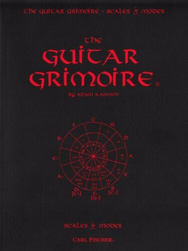 The Guitar Grimoire, Scales and Modes Softcover Book